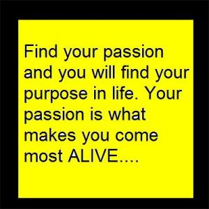 find purpose